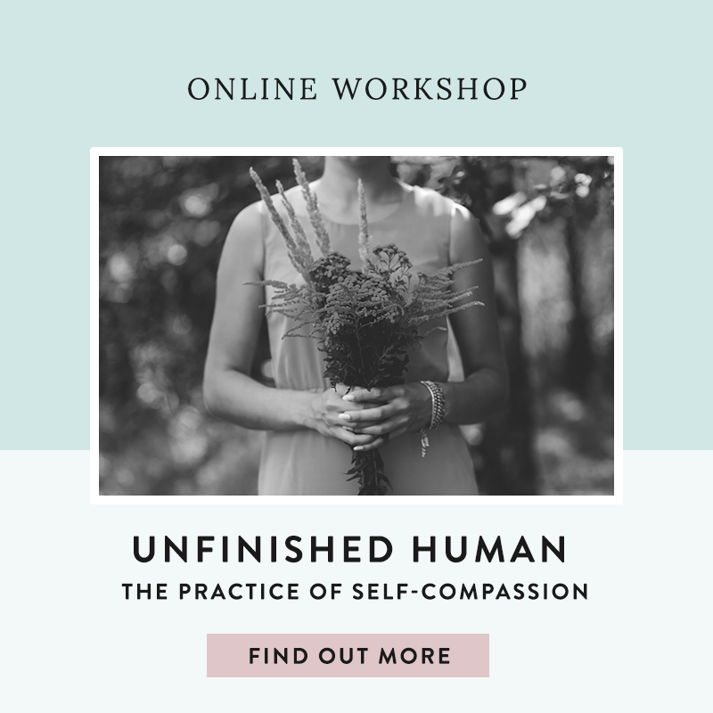 Unfinished Human Online Workshop