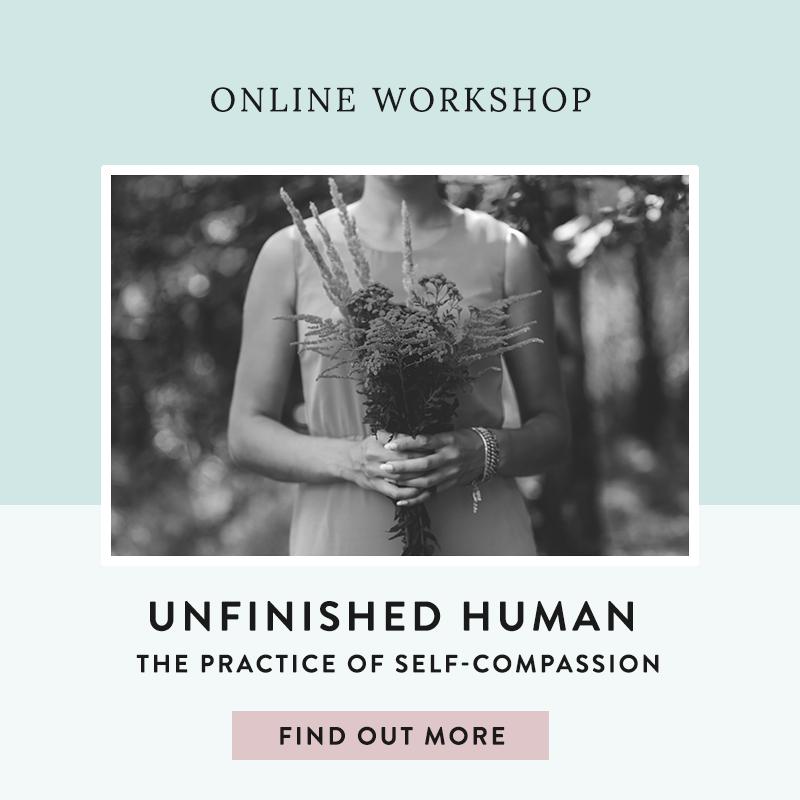 Unfinished Human Online Workshop