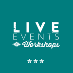 live events and workshops