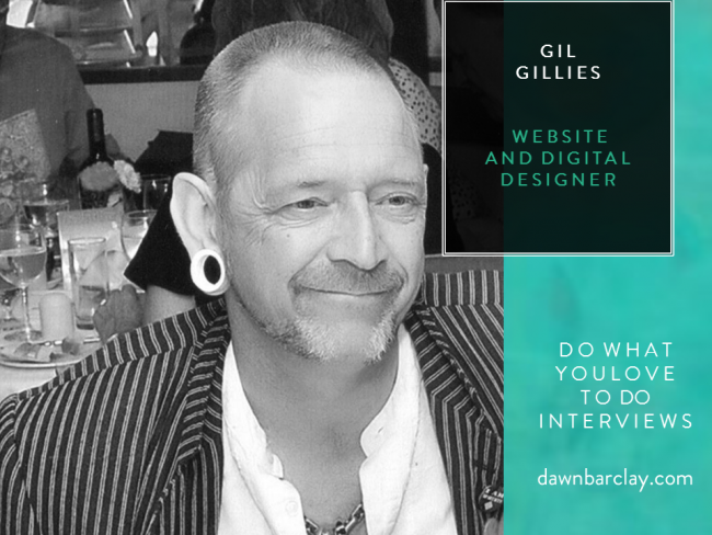 Gil Gillies Website Designer and Printer West Lothian