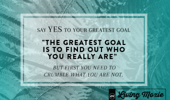 Say Yes to Your Greatest Goal