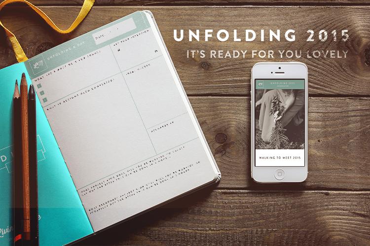 Unfolding Blog