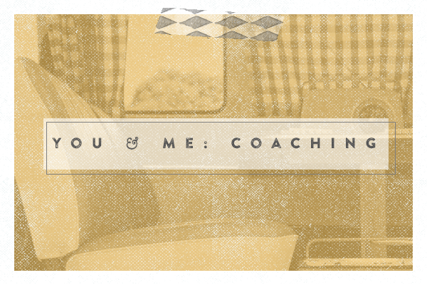 One on One Coaching Mentoring