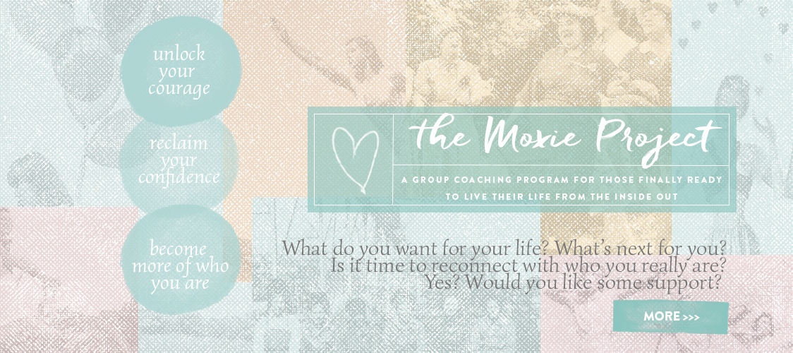 The Moxie Project Group Coaching Program