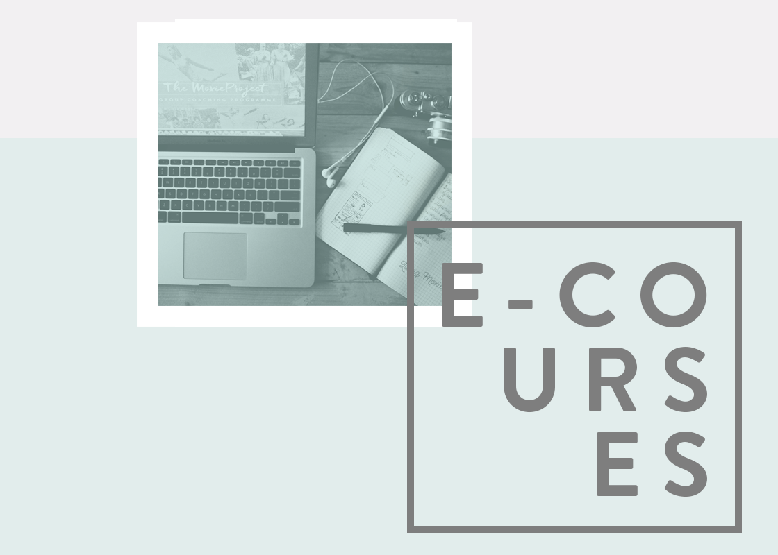 Ecourses and Products