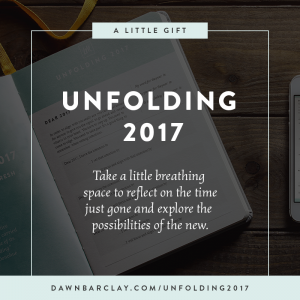 It's That Time of Year, Unfolding 2017 is Ready for You!