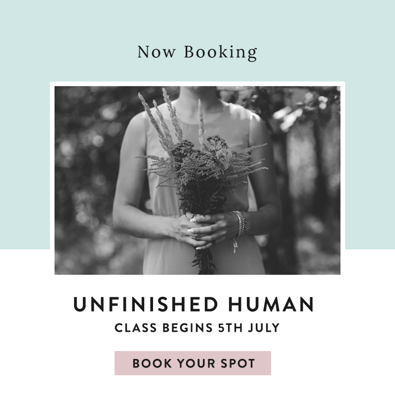 Unfinished Human Now Booking